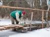 Przygotowanie Jeziora Żydowskiego do sezonu 2013