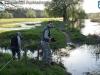 Sprzątanie rzeki Obry