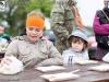 Zawody wędkarskie z okazji Dnia Dziecka 2013