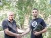 """Zawody wędkarskie """"O Puchar Jeziora Żydowskiego 2013"""""""